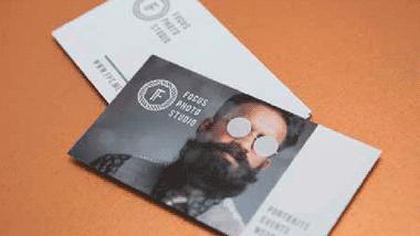 Premium Business Cards 1 Image