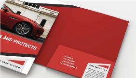 Our Presentation Folders 1 Image