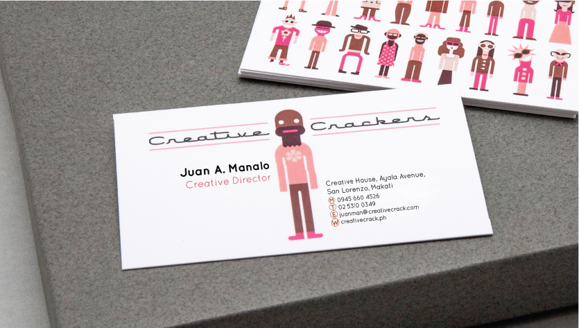 <div>Semi-Gloss Business Cards</div> 1 Image