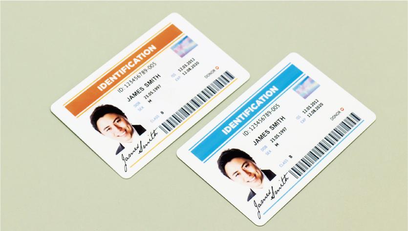 Plastic ID Cards - Zoom 1 Image